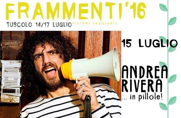 Frammenti Andrea Rivera