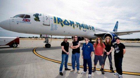 Iron Maiden: Viaggio Metal per l'inferno A/R