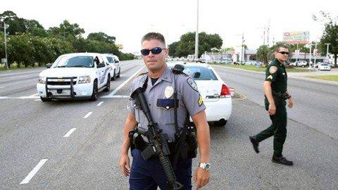 Stati Uniti, sparatoria a Baton Rouge: 3 poliziotti uccisi, almeno 8 i feriti