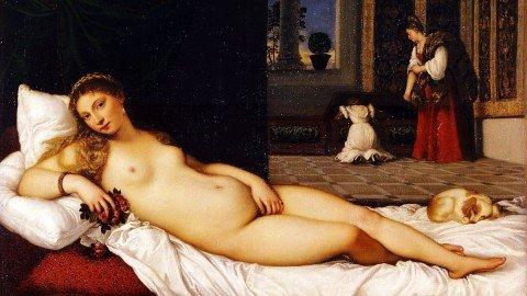 La conturbante Venere di Urbino, manifesto di amore coniugale e sensualità