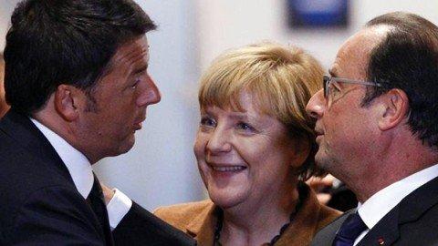 """Renzi: """"A Ventotene per rilanciare dal basso l'Ue. Al voto nel 2018 comunque vada il referendum"""""""