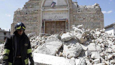 Il governo pensa a un maxi piano anti-sismico, ma serve la flessibilità dall'Europa