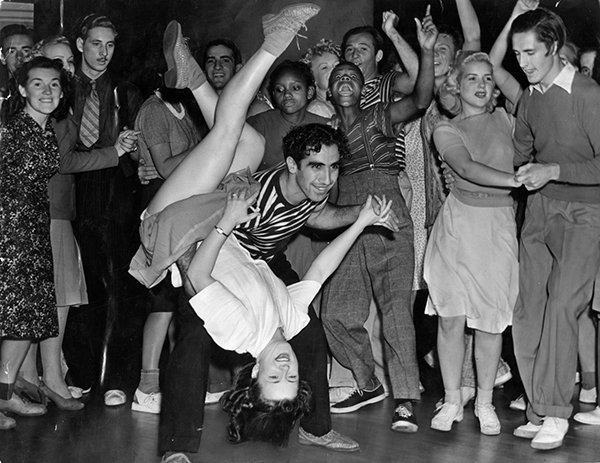 ballo anni '50