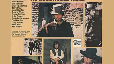 Bob Dylan // Pat Garrett and Billy the Kid Soundtrack
