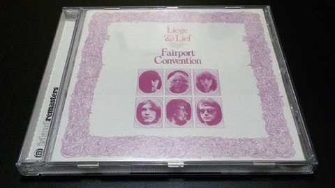 Fairport Convention // Liege & lief (1969)