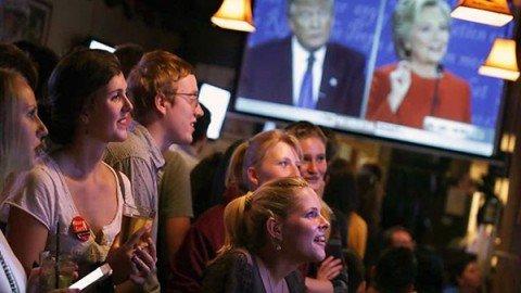 Hillary Clinton prevale su Trump nel dibattito tv, ma i sondaggi sono divisi