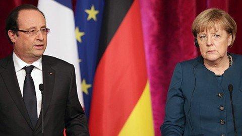 A Berlino vertice senza Renzi, mercoledì si vedranno Hollande, Merkel e Juncker