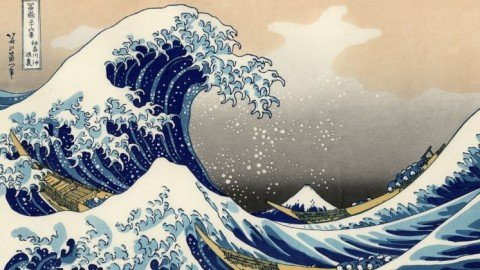 Hokusai, Hiroshige, Utamaro: la malia del Sol Levante rappresentato nello stile ukiyo-e