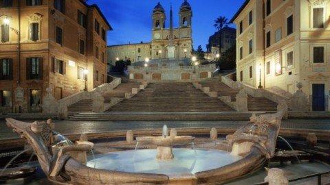 La Scalinata di Trinità dei Monti, una vera Stairway to Heaven
