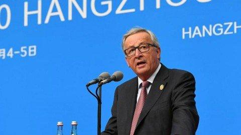 """Migranti, appello Ue al G20: """"Siamo al limite, il mondo condivida le responsabilità"""""""