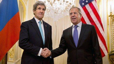 """Kerry e Lavrov annunciano la tregua in Siria: """"Adesso raid congiunti Usa-Russia contro Isis"""""""