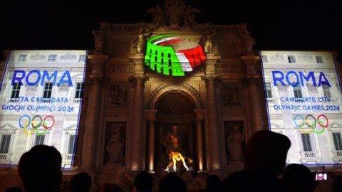 """Grillo anticipa Raggi: """"Olimpiadi a Roma? No grazie"""""""