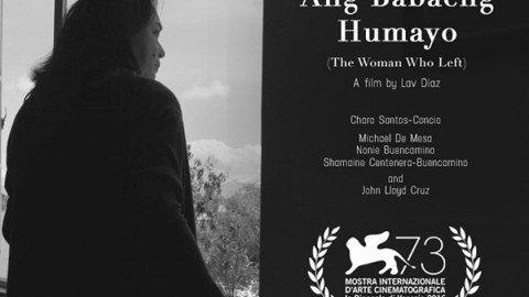 The Woman Who Left – Lav Diaz