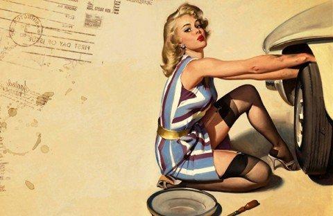 """Gli anni '50 e il """"New look"""""""