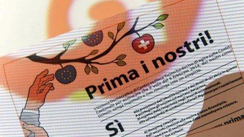 Il Canton Ticino vota sì: servono limiti per i lavoratori frontalieri