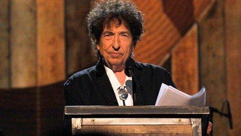Il Nobel per la Letteratura 2016 a Bob Dylan