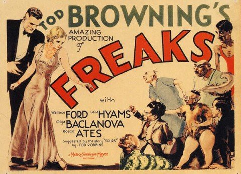 Freaks – Omaggio a Tod Browning
