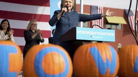 L'Fbi riapre le indagini sulle email di Hillary Clinton