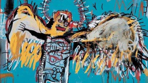La parabola breve ma intensa di Jean-Michel Basquiat, enfant prodige autodistruttivo