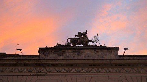 Rione Testaccio, er core de Roma