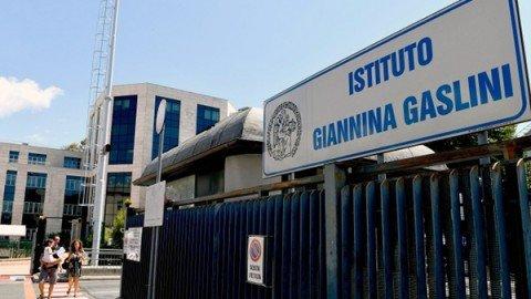 Nipotino guarito da un tumore al Gaslini, il nonno imprenditore dona 800 mila euro all'ospedale