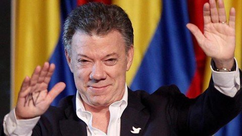 Il presidente della Colombia, regista dell'accordo con le FARC, è il nuovo Premio Nobel per la Pace