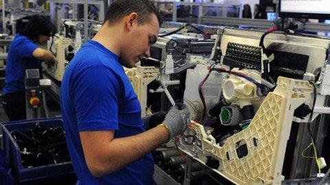 La produzione industriale ai massimi dal 2011: ad agosto +4,1% annuo