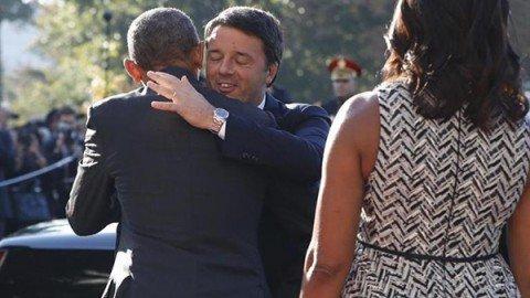 """Obama vota Sì al referendum: """"Può aiutare l'Italia"""""""