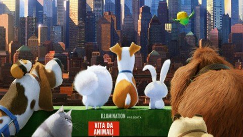 Pets, Vita da animali – Yarrow Cheney e Chris Renaud