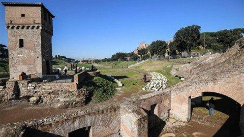 Roma, tesori svelati dopo 2800 anni di storia: apre l'area archeologica del Circo Massimo