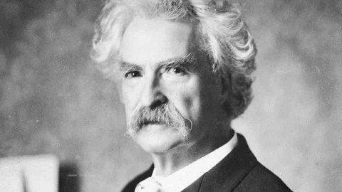 Ipse dixit: Mark Twain