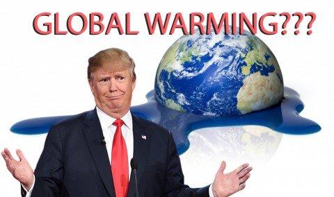 Climate change: Trump e la vittoria del pensiero antiscientifico