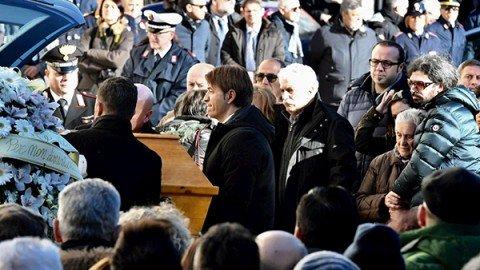 A Sulmona l'addio a Fabrizia Di Lorenzo, la giovane morta nella strage di Berlino