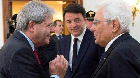 """Gentiloni incaricato di formare il nuovo governo: """"Faciliterò l'iter della nuova legge elettorale"""""""