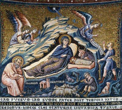Adeste fideles: il tema della Natività nella storia dell'arte