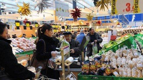 Istat, a dicembre sale la fiducia delle famiglie ma cala quella delle imprese