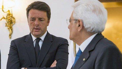 Renzi si dimetterà dopo l'ok alla manovra