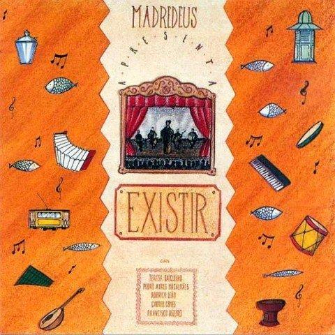 Madredeus – Existir (1990)