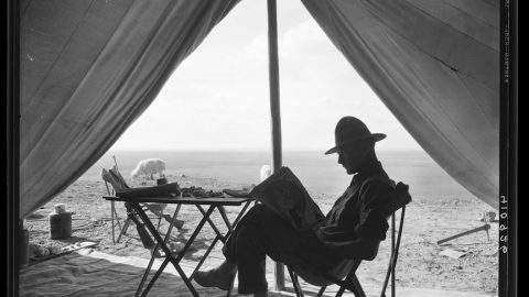 Roy Chapman Andrews, la vita di un Indiana Jones cacciatore di draghi