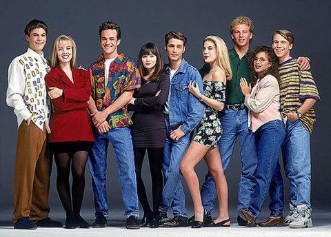 Il mix di stili degli anni '90