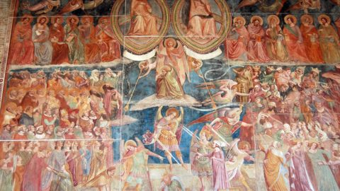 Capolavori da riscoprire: il ciclo del Trionfo della Morte di Buffalmacco a Pisa