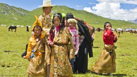 """30'000 anni in Tibet: gli adattamenti del popolo più """"alto"""" del mondo"""