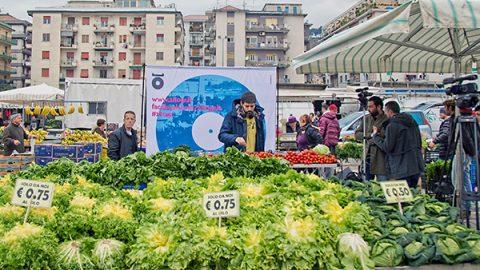 180 gr – Il mercato che suona