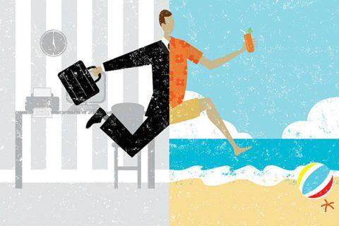 Viaggiare per lavoro – stressa davvero? Il fenomeno del bleisure