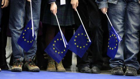 L'EUROPA A DUE VELOCITÀ