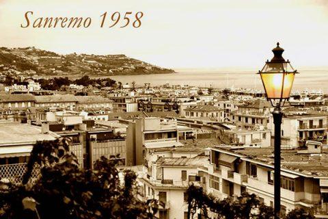 Sanremo 1958 – Domenico Modugno ovvero quando la musica italiana cambiò