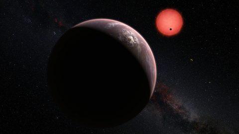 TRAPPIST-1, un sistema solare pieno di pianeti abitabili?