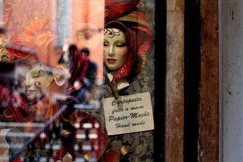 Perdersi a Venezia