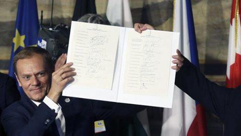 I leader Ue stregati da Roma ma l'accordo resta al ribasso