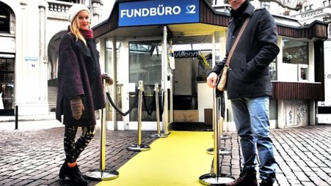 Persi stima o buonumore? A Zurigo nasce l'ufficio dei beni (immateriali) smarriti